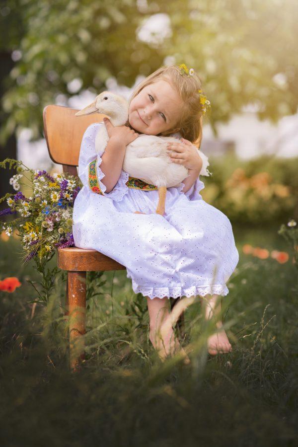 LittleDi madeirové šaty