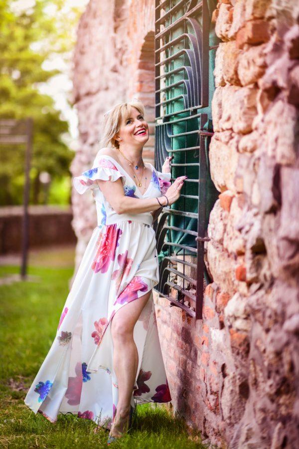 LittleDi Slovenská móda Slovenský výrobok Vyrobené na Slovensku Vyrobené ručne Podporujeme slovenskú značku Kamila Kapustová Pre deti mama a dcéra šaty